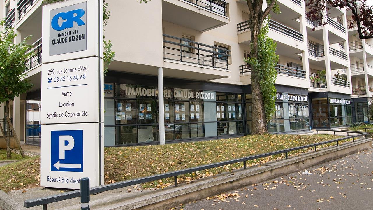 Agence Syndic Claude Rizzon Nancy.jpg/ Syndic De Copropriété à Nancy En Meurthe Et Moselle